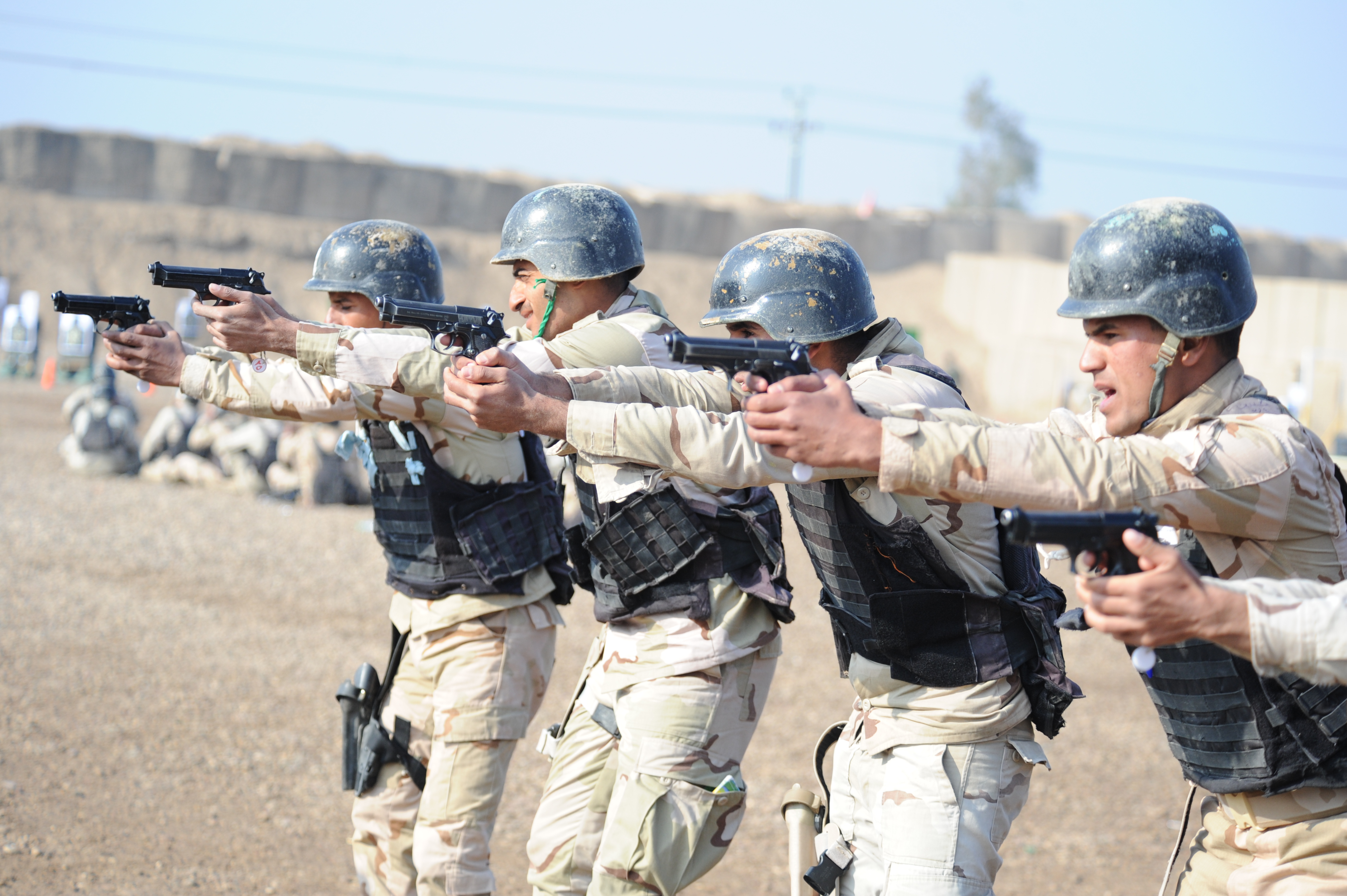 Special Forces Bagdad