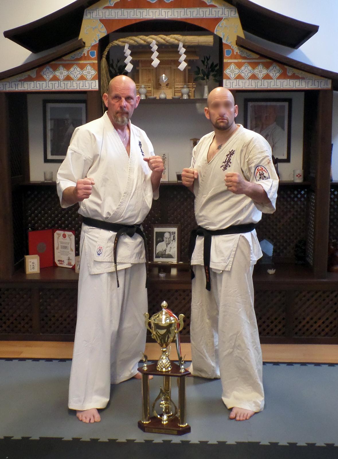 WK Shidokan Karate