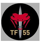 tf55 logo kct